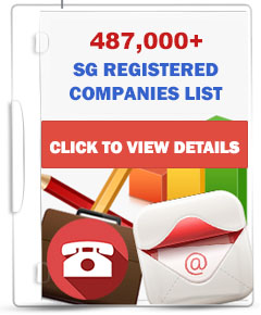 510,000+ SG ACRA Registered Business