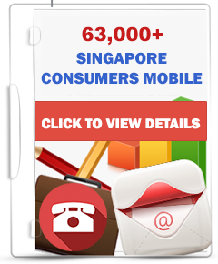 63,000+ Singapore Consumers Mobile Database