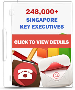 250,000 Singapore Key Executives Database